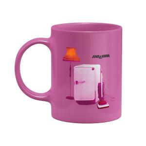 TIB Album Cover Pink Mug