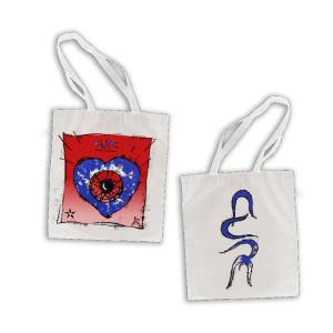 Friday I'm in Love White Tote Bag