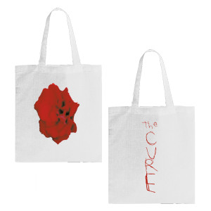 Bloodflowers White Tote Bag