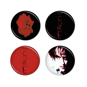 Bloodflowers Pin Set