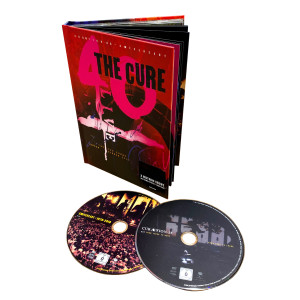40 Live Curaetion 25 + Anniversary 2 Blu-Ray Disc