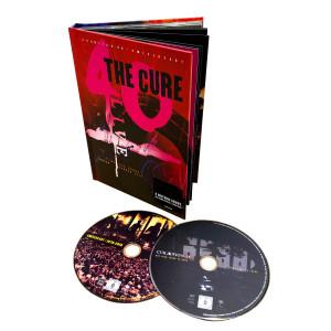 40 Live Curaetion 25 + Anniversary 2 DVD