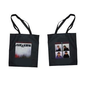17 Seconds Black Tote Bag