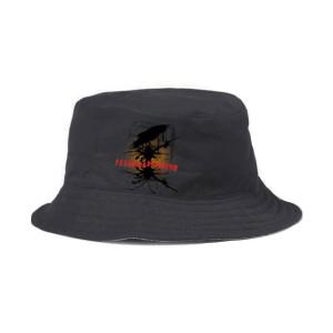 Pasadena Daydream Charcoal Bucket Hat