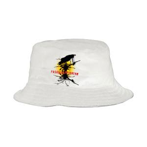 Pasadena Daydream White Bucket Hat