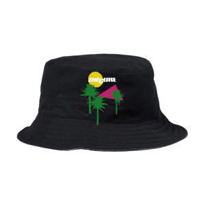 Boys Don't Cry Album Cover Black Bucket Hat