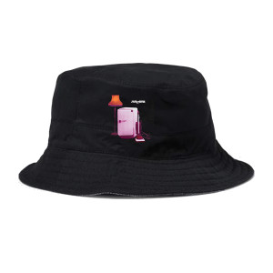 TIB Album Cover Black Bucket Hat