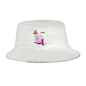TIB Album Cover White Bucket Hat