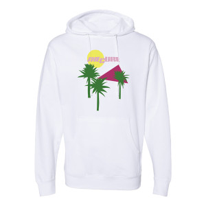 Boys Don't Cry Album Cover White Hoodie