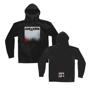 17 Seconds Black Hoodie