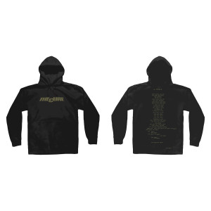 A Forest Black Hoodie