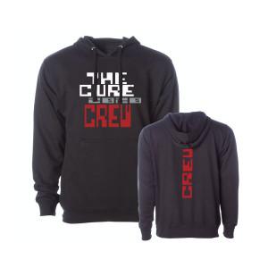 The Cure 2020 Crew Black Hoodie