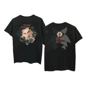 Robert Black Crew Neck T-Shirt