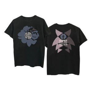Sydney Opera House Black Crew Neck T-shirt