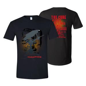Pasadena Daydream Black T-Shirt