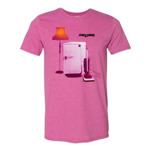 TIB Album Cover Pink T-shirt