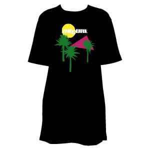 Boys Don't Cry Album Cover Black T-shirt Dress