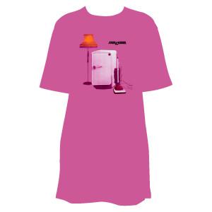TIB Album Cover Pink T-shirt Dress