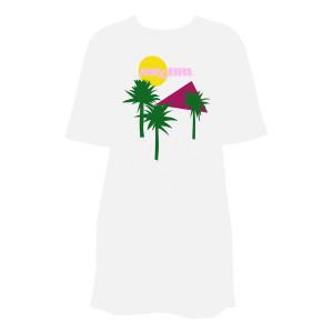 Boys Don't Cry Album Cover White T-shirt  Dress