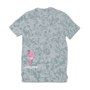 TIB It's Not You Grey Sublimated T-shirt