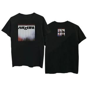 17 Seconds Black T-shirt