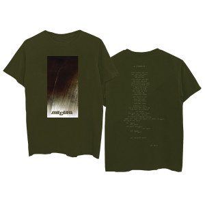 A Forest Green T-shirt