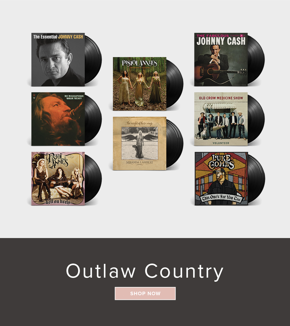Shop Outlaw Country