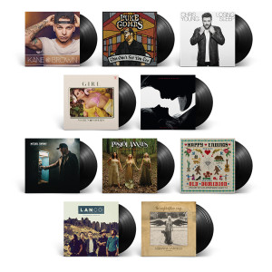 Current Country Vinyl Bundle