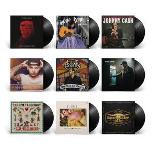Legends & Superstars Vinyl Bundle