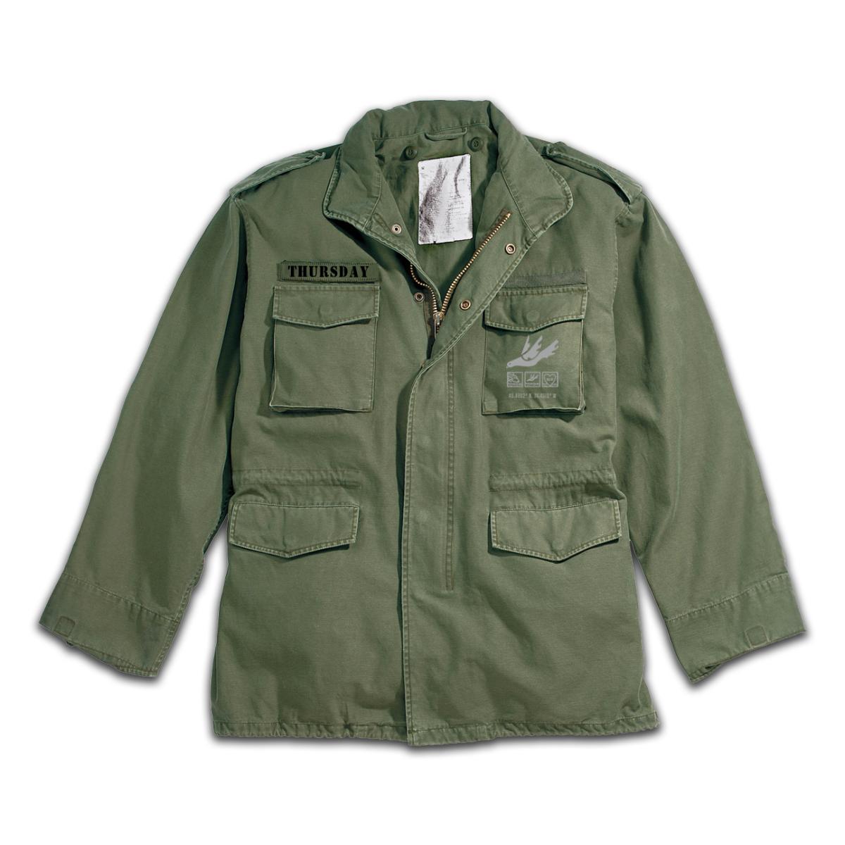 Thursday Military Jacket