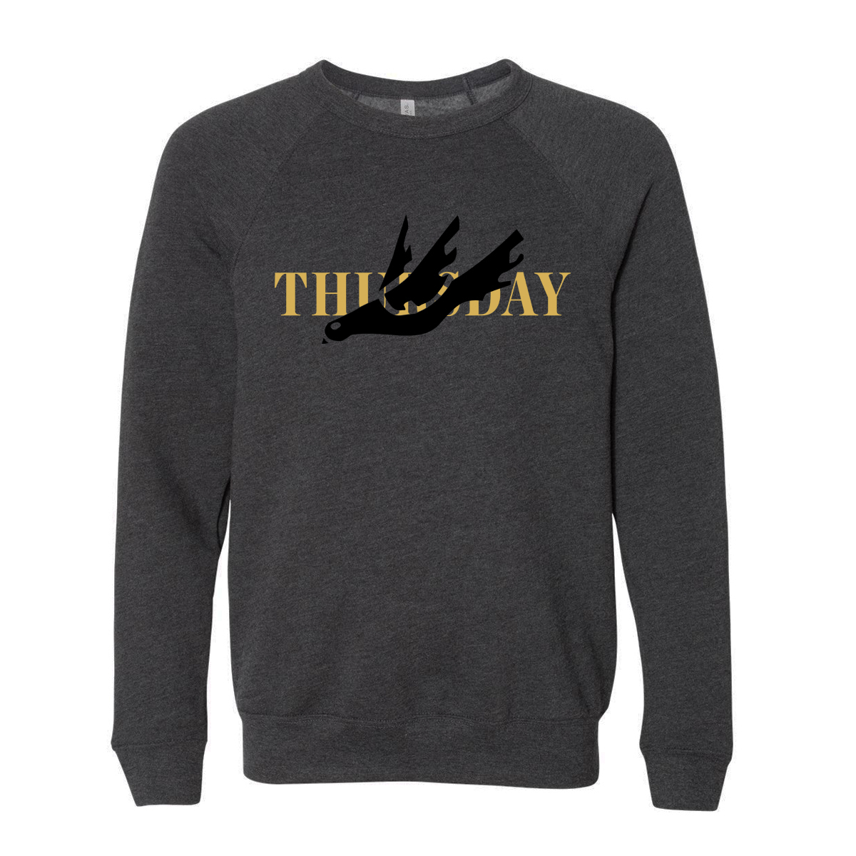 Yellow Gold Sweatshirt