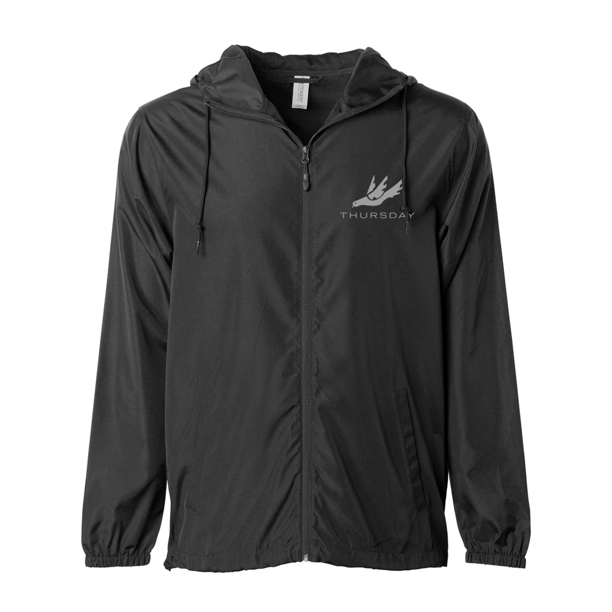 Running From The rain Reflective Jacket