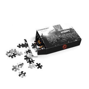 Stay Home Puzzle