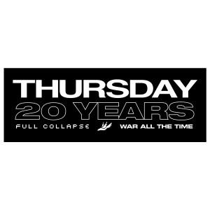 20 Years Sticker