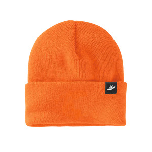 Orange Dove Beanie