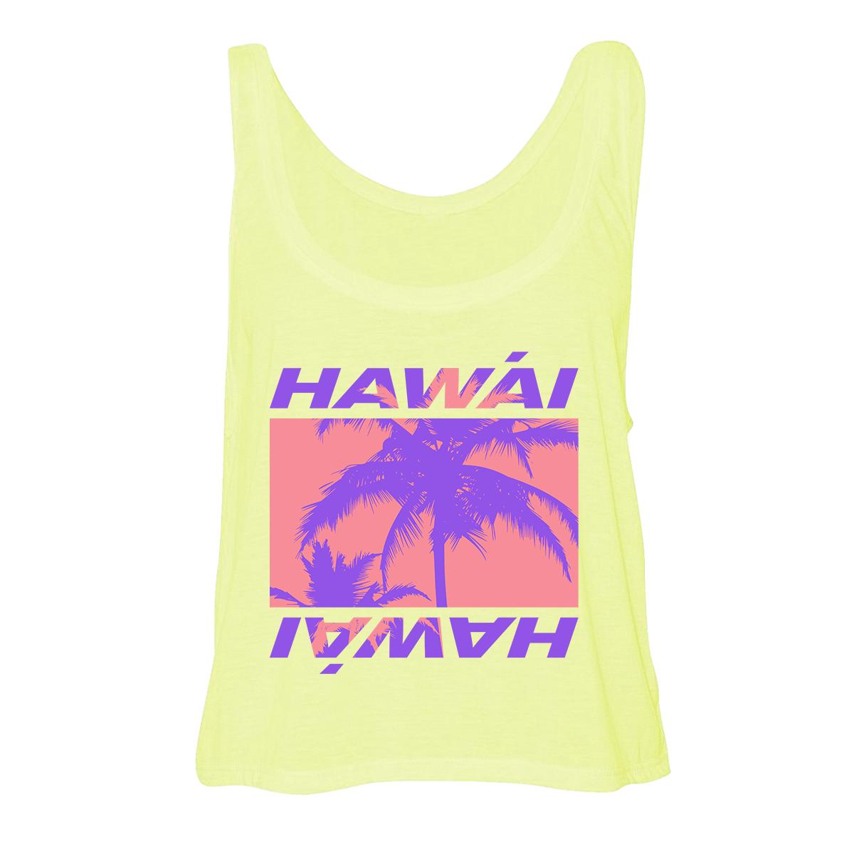 Tanque Hawái Amarilla