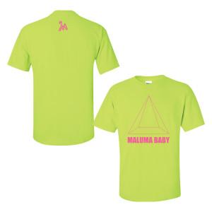 Camiseta pirámide bebé Maluma
