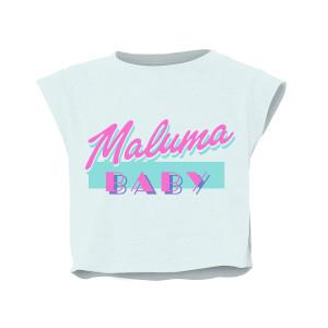 Maluma Camiseta Crop Bebé