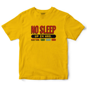 No Sleep Toddler Tee