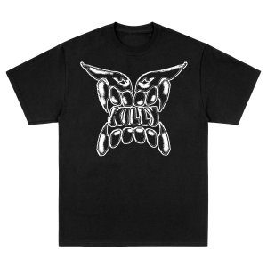KILLY FACE BLACK TEE
