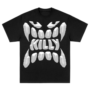 KILLY FACE BEVEL TEE