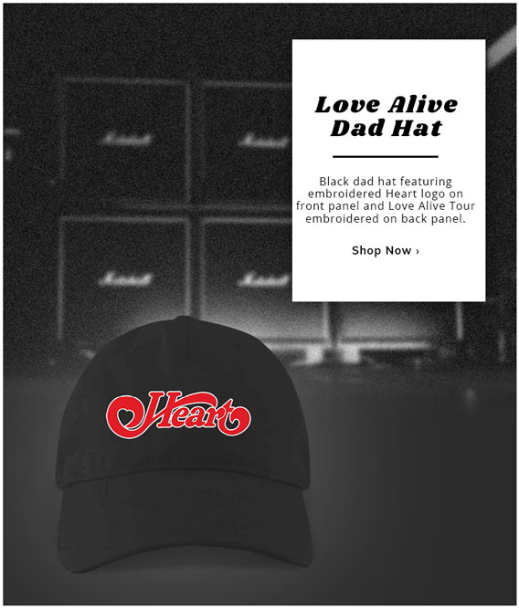 Love Alive Dad Hat