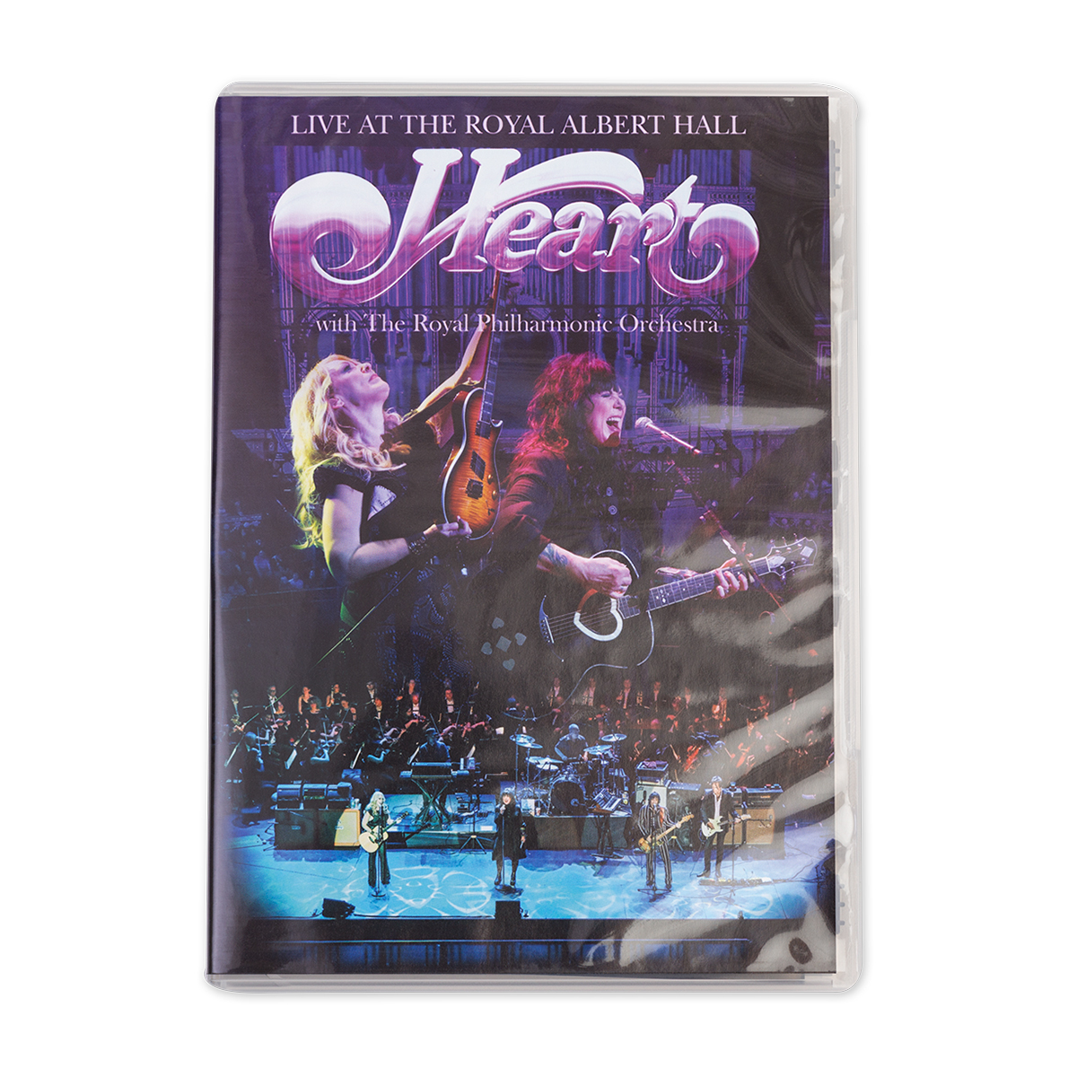 Live At The Royal Albert Hall DVD