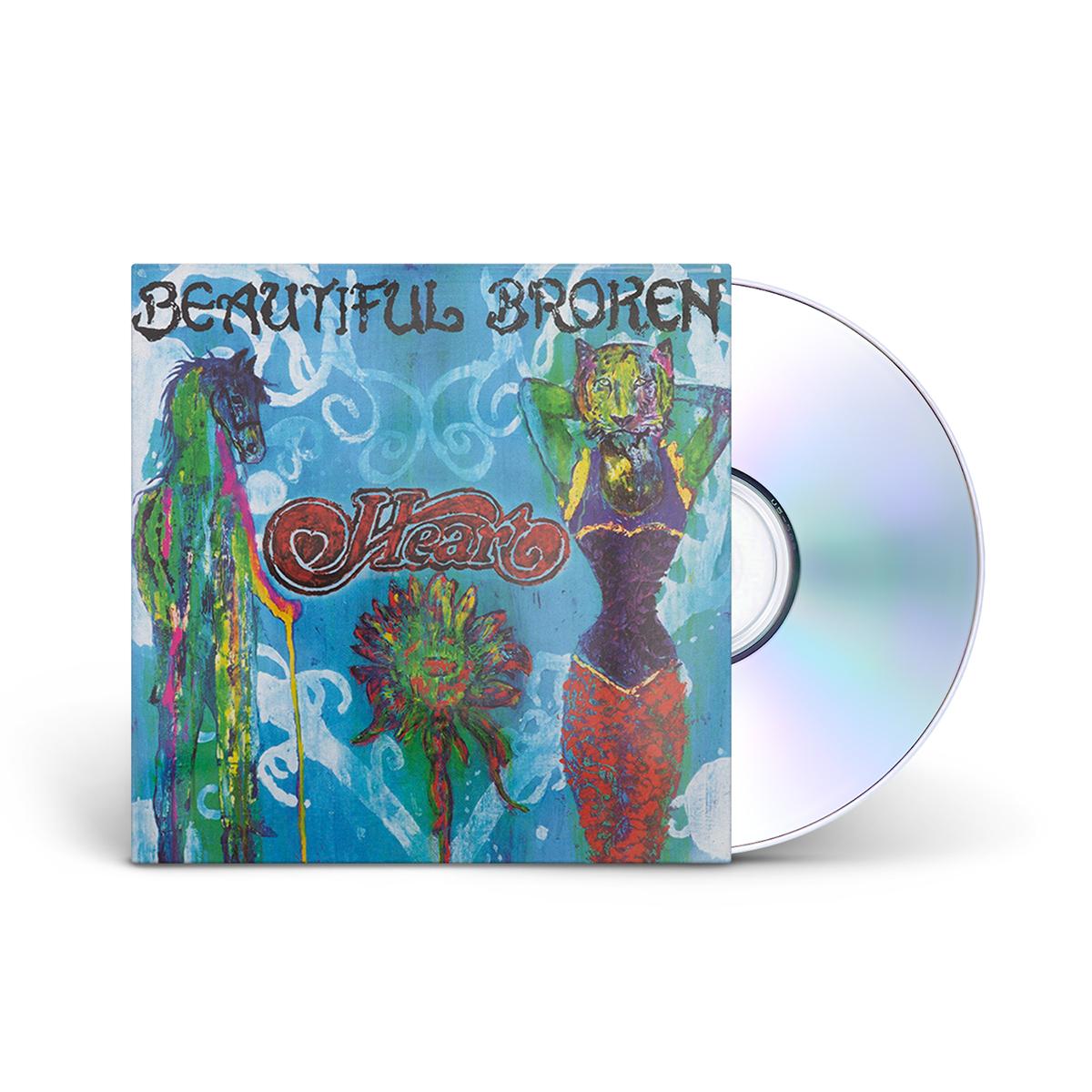 Beautiful Broken CD