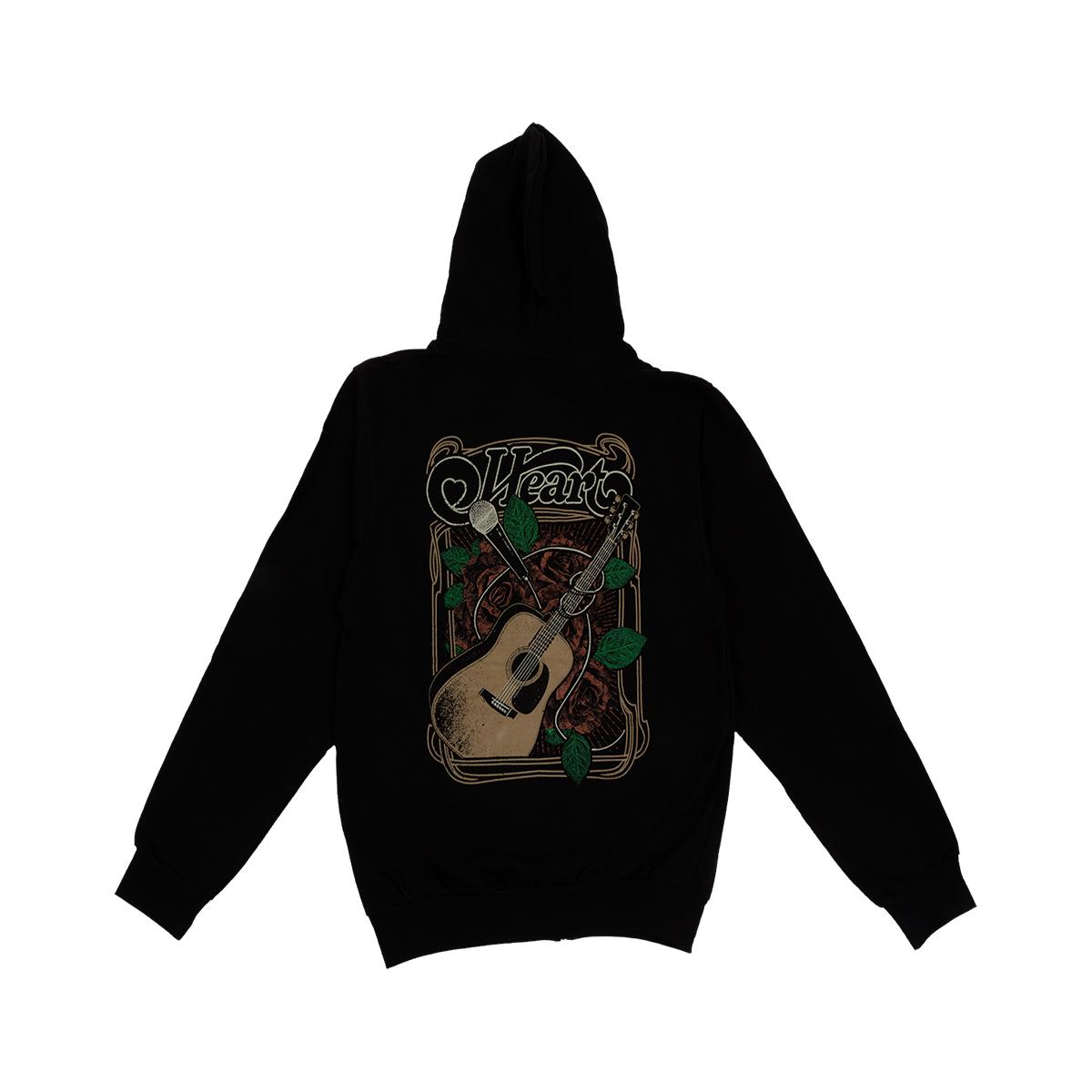 Intertwine Guitar Hoodie