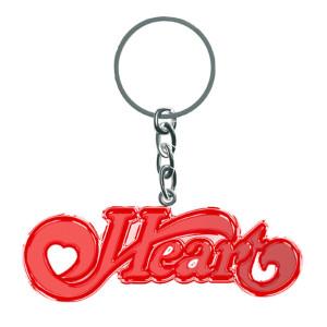 Heart Logo Keychain