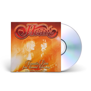 Fanatic Live From Ceasars Colosseum CD + DVD Deluxe Edition