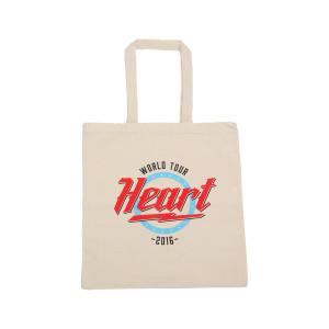 Tan World Tour Tote Bag