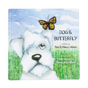 Dog & Butterfly (Paperback)