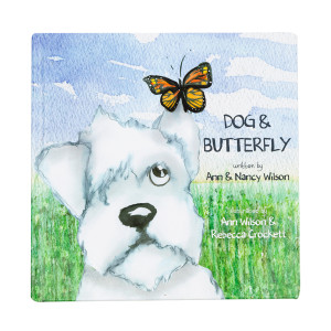 Dog & Butterfly (Hard Cover)